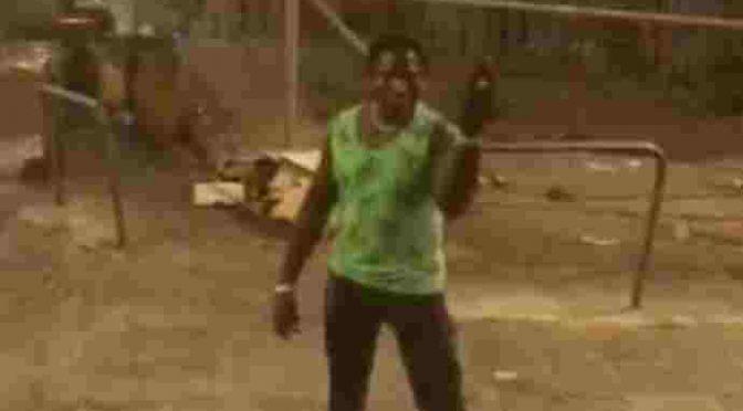 Profugo africano sfascia tutto, volontari picchiati e rinchiusi