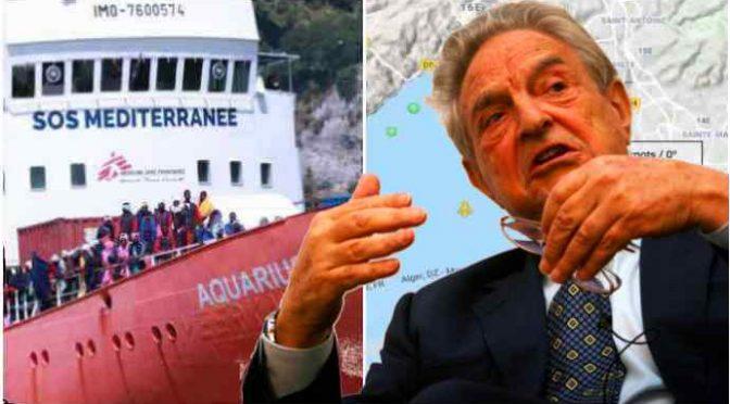 Acquarius cambia nome come i criminali Salvini la respinge