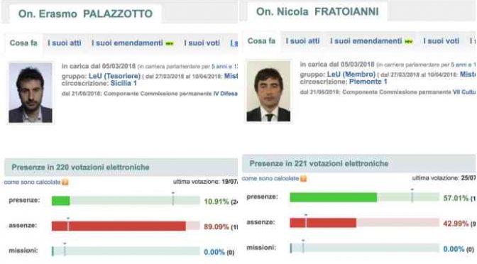 I deputati di Boldrini in crociera con le Ong disertano il Parlamento