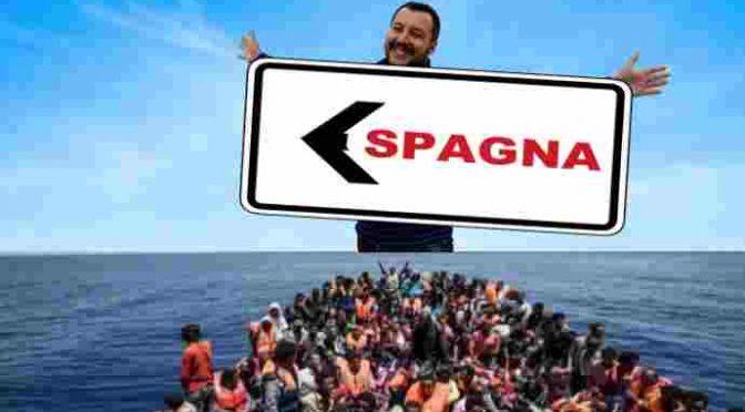Spagna: 600 clandestini sbarcano in 1 giorno