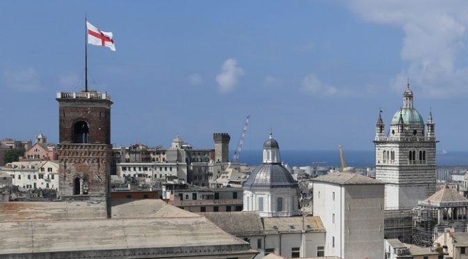 La croce di San Giorgio fu 'affittata', ora Genova chiede gli arretrati a Londra