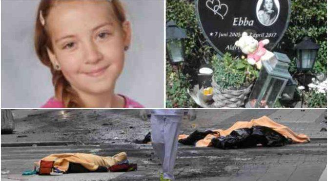 Migrante vandalizza tomba della piccola vittima dei terroristi islamici