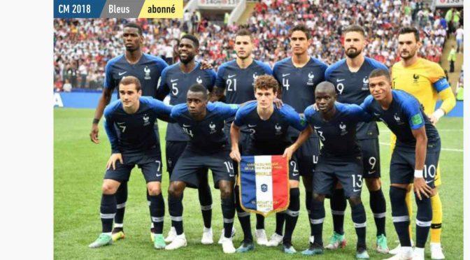 La Francia si chiede perché gli altri considerano la loro nazionale 'africana'
