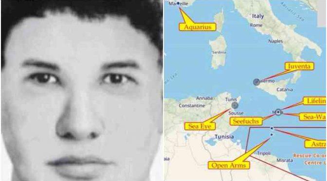 Il trafficante di clandestini incassa 300mila euro a settimana grazie alle Ong