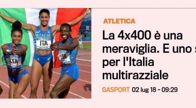 Sinistra e media lodano la sostituzione etnica, ci casca anche Salvini