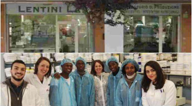 Corsi gratuiti (pagate voi) da farmacisti per i profughi