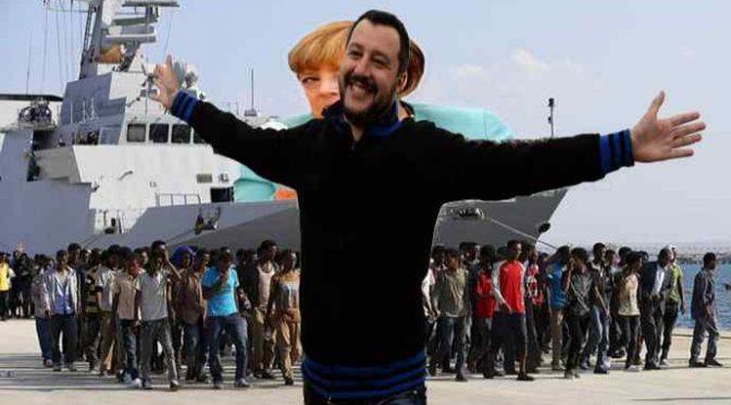 """Spagna e Grecia diventano i campi profughi della Germania: """"Ora tocca all'Italia"""""""