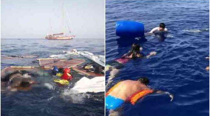 Aperta inchiesta su naufragio in Libia: ma mancano i cadaveri