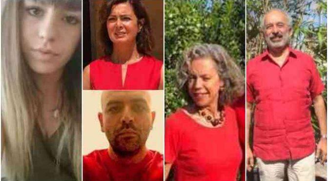 """Famiglia Pamela contro """"Magliette Rosse"""": """"Complici di chi l'ha uccisa"""" – VIDEO"""