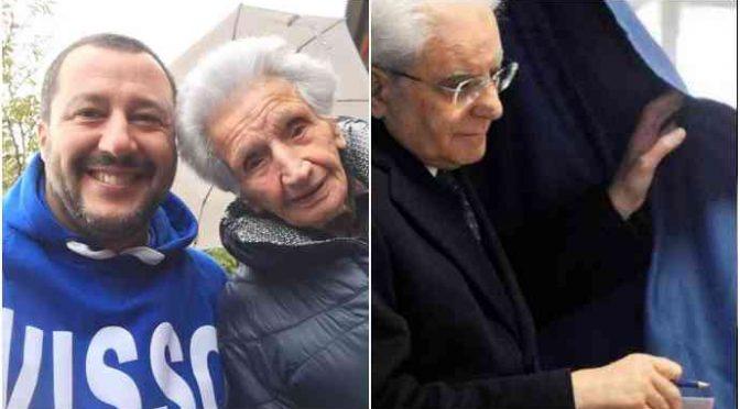 Mattarella contro Nonna Peppina: boccia norma salva casetta