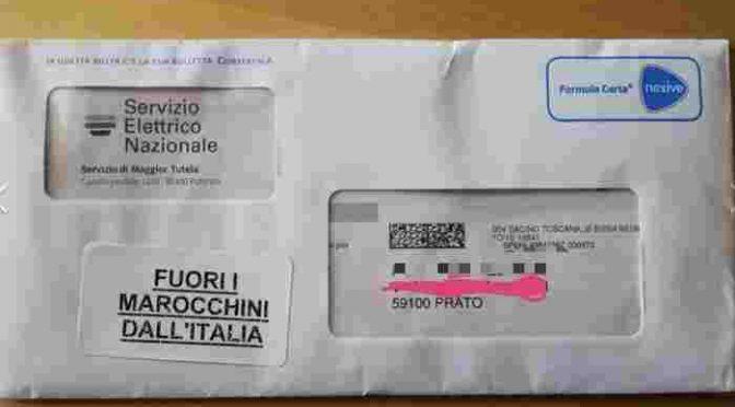 Anonimo burlone a Prato invia queste lettere
