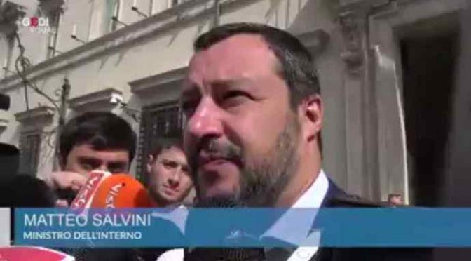 "Capotreno Trenord, Salvini: ""Va premiata"" – VIDEO"