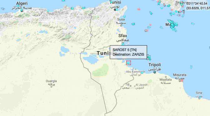 """La fake news della nave carica di clandestini che """"vaga nel Mediterraneo"""""""