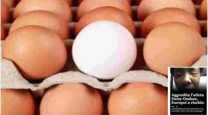 Fenomenologia dell'uovo razzista