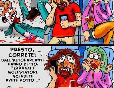 """Salvini risponde al blogger anti-capotreno: """"Io sto ancora con la capotreno"""""""