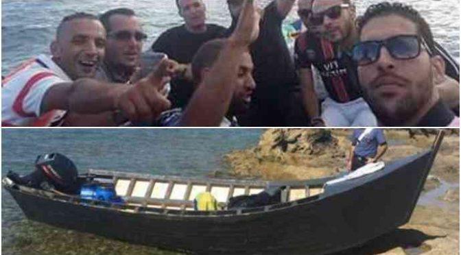 Prosegue assalto islamico all'Italia: altri 15 algerini sbarcano in Sardegna