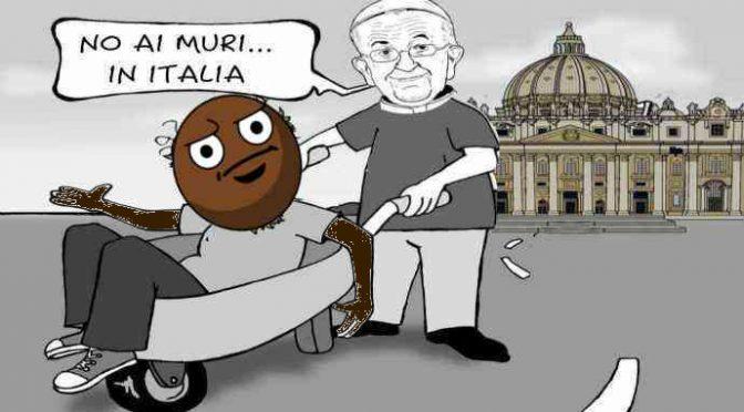 Rocca di Papa: 30 immigrati verso le case degli italiani
