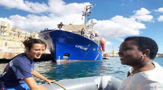"SeaWatch, Kyenge respinta: ""Grave mi si neghi via libera"" – VIDEO"