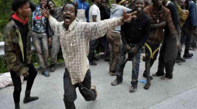 La mafia nigeriana non molla: boom ricorsi richiedenti asilo