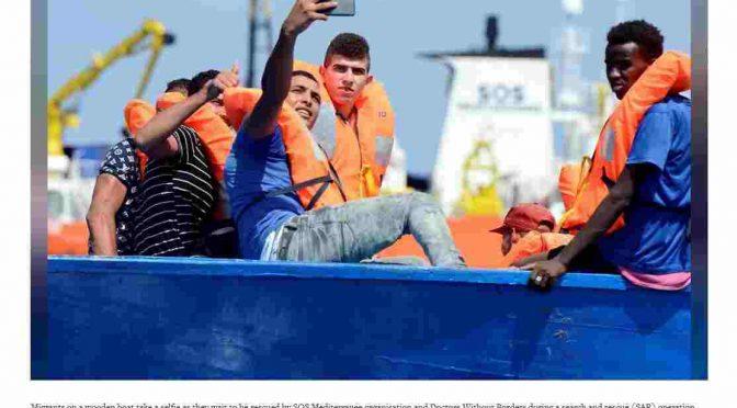 Ecco i bambini torturati in Libia caricati da Aquarius – FOTO