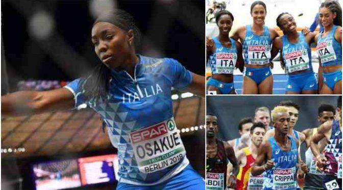 Atletica, il flop della nazionale nera: Italia mai così male