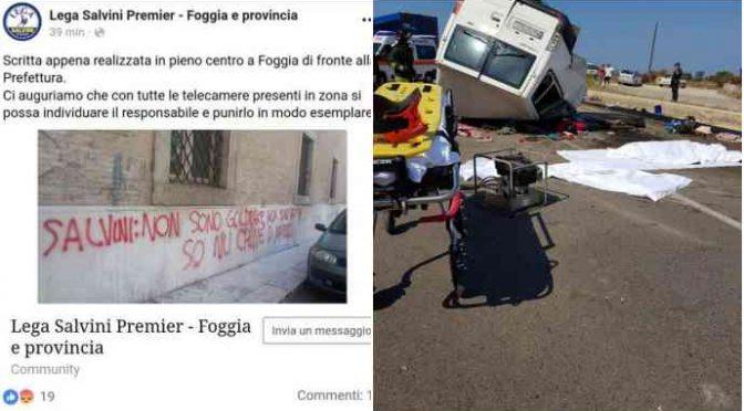 Pd e Ong importano braccianti in nero e danno la colpa a Salvini