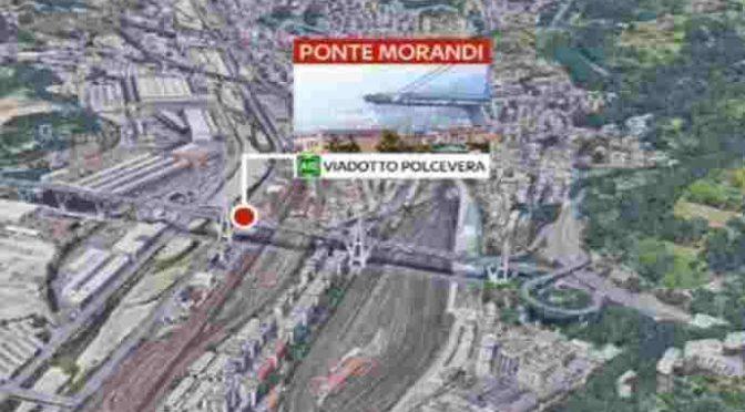 Genova crollo ponte: vittime, il momento del disastro – VIDEO