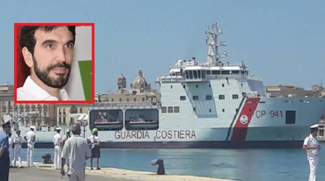 PD a Catania, vuole salire a bordo Diciotti
