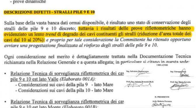 Ponte Morandi, governo Gentiloni sapeva che rischiava di crollare – DOC CHOC
