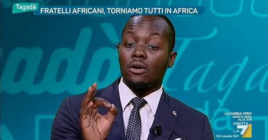 "Africano: ""Fratelli migranti, torniamocene in Africa"" – VIDEO"