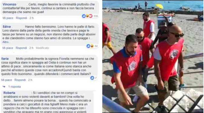 Rivolta fans contro Fiorella Mannoia che difende abusivi
