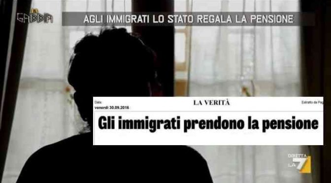 La folle sentenza: pensione anche agli immigrati appena sbarcati