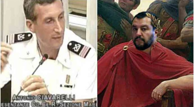 "Salvini avvisa Guardia Costiera: ​""Controlli acque italiane, no maltesi"""