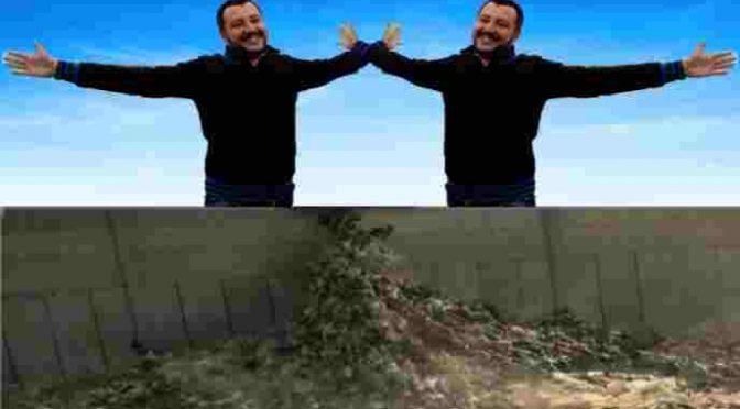 Salvini blinda anche i confini orientali: respinti 1.144 clandestini