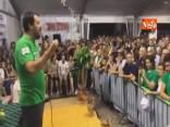 "Ragazza elogia Salvini: ""Sei razzista e fascista"" – VIDEO"