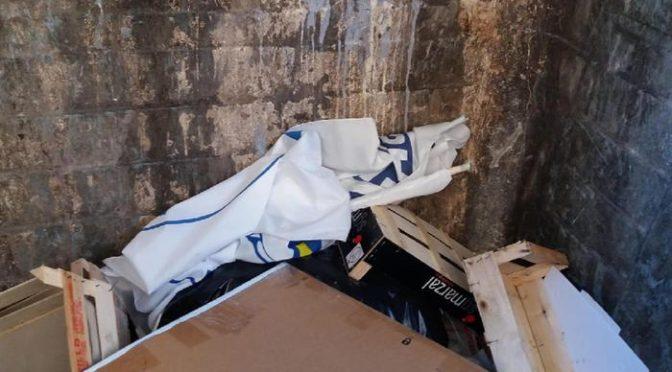 Genova, vandalizzato banchetto Lega