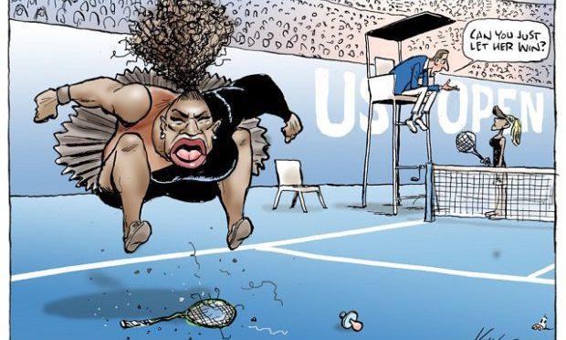 Vignettista sotto accusa per vignetta troppo realistica