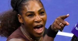Serena Williams brutale contro l'arbitro – VIDEO