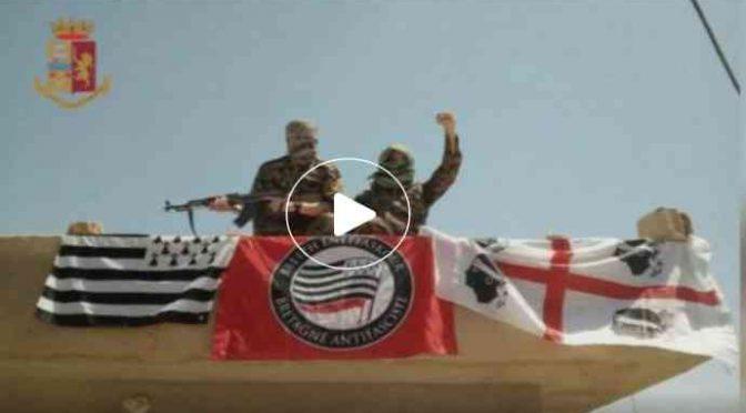 Antifa si addestravano alla guerriglia in Siria
