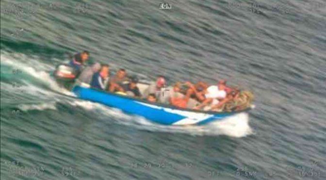 Altri 15 islamici sbarcano in Sardegna