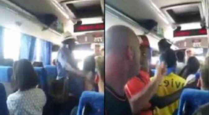 Emergenza profughi: in 10 dirottano bus, pestano operatori