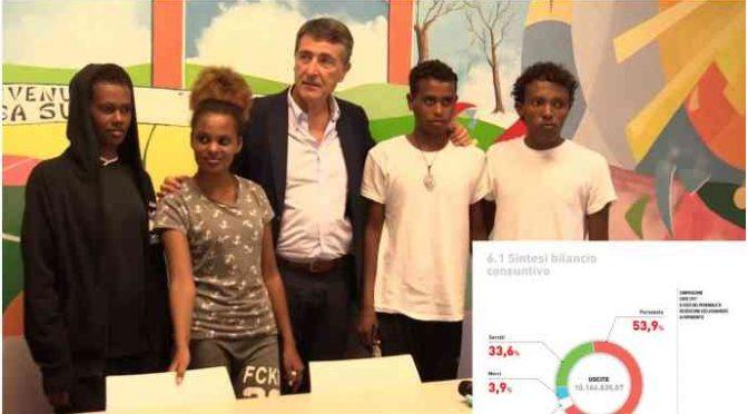 Caritas Milano: 2 milioni di euro di utili con l'accoglienza