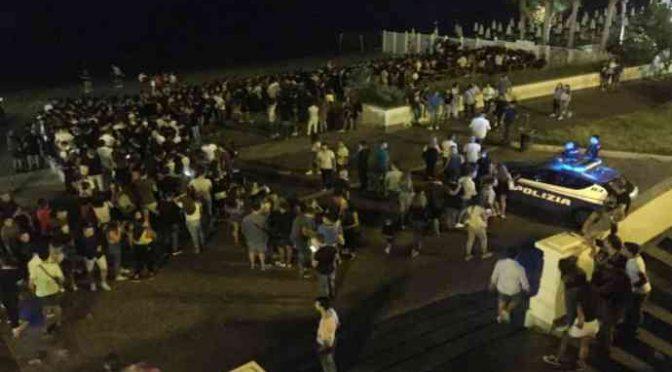 """Profughi attaccano locale, polizia: """"Poteva scapparci il morto"""""""