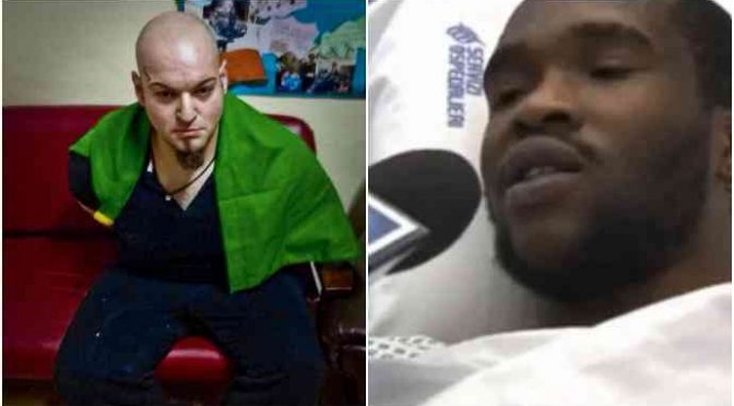 """Traini, nigeriani protestano: """"Pochi 12 anni"""""""