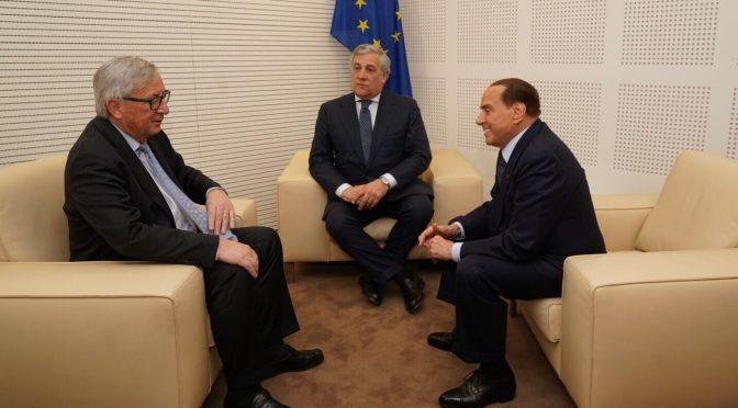 """Tajani contro la sovranità nazionale: """"E' una sciocchezza"""""""