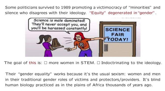 La Scienza si autocensura per non essere politicamente scorretta