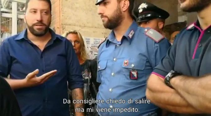 Lucano faceva favori alle prostitute nigeriane, consigliere CP difendeva italiani da sfratti