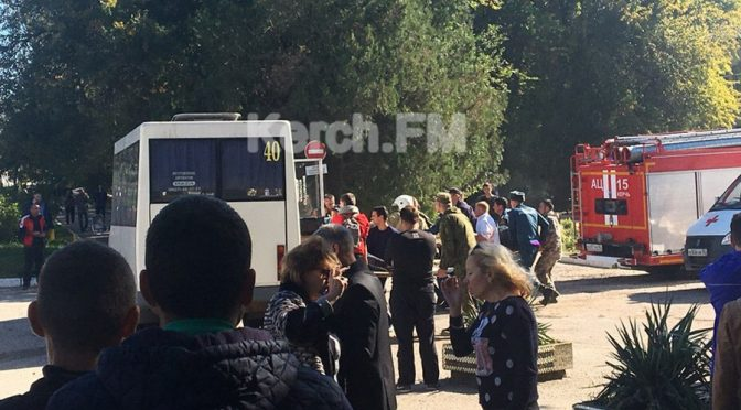 Bomba in scuola  Crimea, 10 morti: SMENTITO TERRORISMO