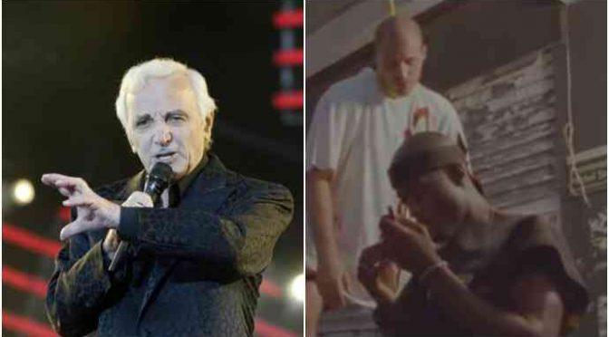 Dallo chansonnier Aznavour al rapper Conrad: il declino della Francia