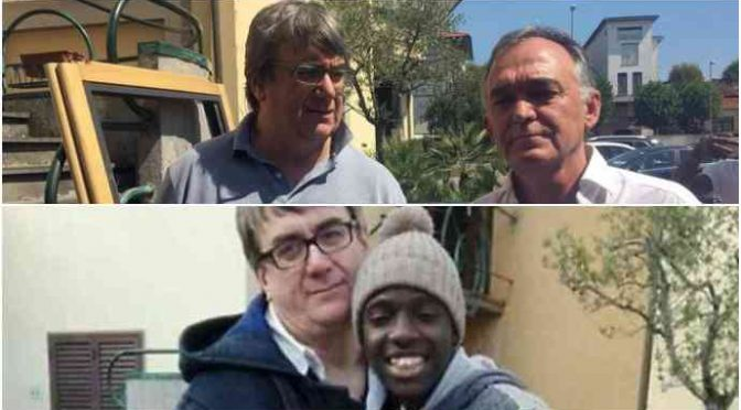 Vergogna PD in Toscana, sfrattano italiano e regalano 4 milioni agli immigrati